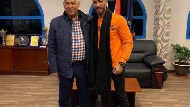 Photo of رسميا  .. نجم المقاولون العرب ينضم لسموحة