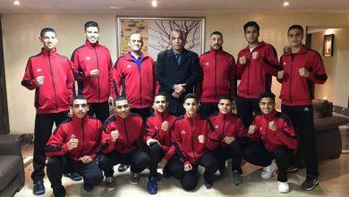 Photo of الدكتور غنيم ومنتخب الناشئين الملاكمة يطيرون للكويت تعرف على السبب..!