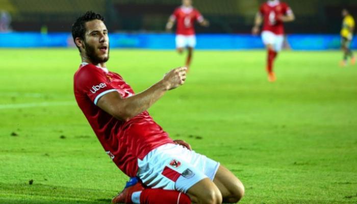آخر أخبار النادي الأهلي واللاعب رمضان صبحي