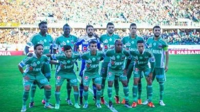 Photo of فوز الرجاء المغربي على مازيمبي في دوري أبطال افريقيا