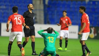 Photo of هزيمة مصر من السنغال 6-5 بضربات الترجيح ضمن نصف نهائي البطولة العربية