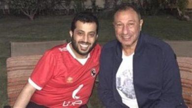 Photo of تهنئة من تركي آل شيخ للخطيب بعد الفوز على صن داونز