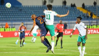 Photo of تعادل المصري مع نهضة بركان ضمن مباراة ربع نهائي الكونفدرالية